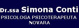 Dott. Conti Simona - Psicologa Psicoterapeuta Novara